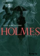 Holmes : livres 1 et 2 - LucBrunschwig, Cecil