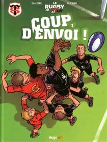 Le rugby en rouge et noir - Du Vigan