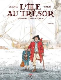 L'île au trésor, de Robert Louis Stevenson - DavidChauvel