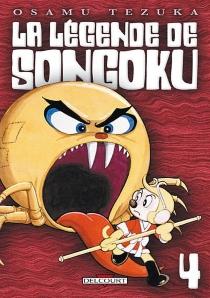 La légende de Songoku - OsamuTezuka