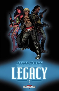 Star Wars : legacy - Adam Dekraker