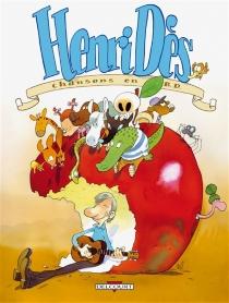 Henri Dès, chansons en BD - HenriDès