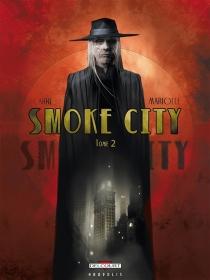 Smoke city - BenjaminCarré