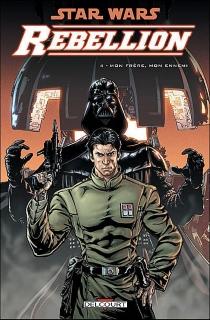 Star Wars : rébellion - BrandonBadeaux