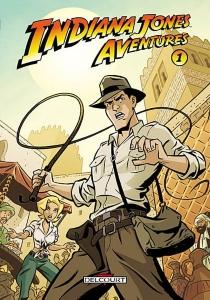 Indiana Jones aventures - EthenBeavers