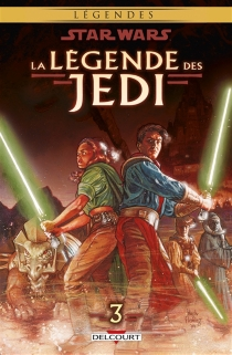 Star Wars : la légende des Jedi - Tom Veitch