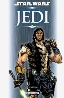 Star Wars Jedi - Brandon Badeaux