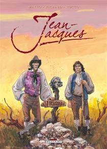 Jean-Jacques : d'après le roman de Frédéric Richaud - Makyo