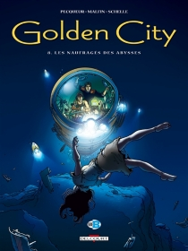 Golden city - NicolasMalfin