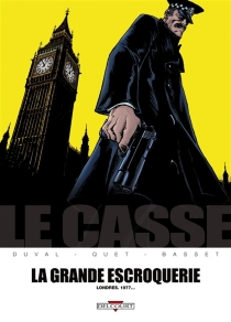 Le casse - Fred Duval