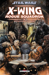 Star Wars : X-Wing, Rogue squadron - JohnNadeau