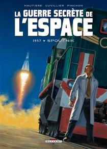 La guerre secrète de l'espace - DamienCuvillier