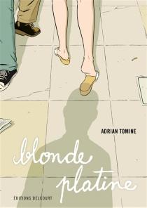 Blonde platine - AdrianTomine