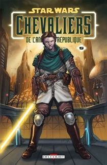 Star Wars : chevaliers de l'Ancienne République - Brian Ching
