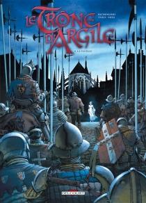 Le trône d'argile - TheoCaneschi