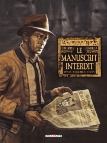 Le manuscrit interdit - RobertoDal Prà