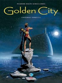 Golden city : L'intégrale | Volume tomes 1 à 3 - NicolasMalfin