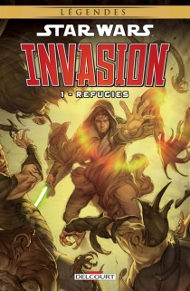 Star Wars : invasion - Sam Taylor