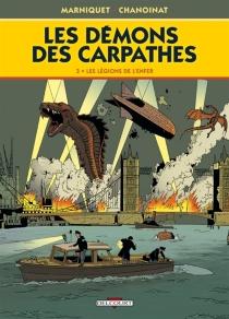 Les démons des Carpathes - PhilippeChanoinat