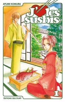 J'aime les sushis -