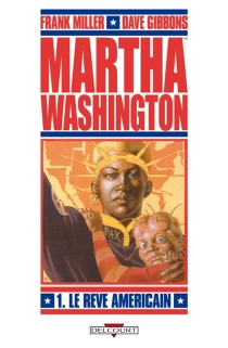 Martha Washington - Dave Gibbons