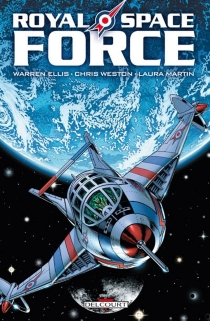 Royal space force - Warren Ellis