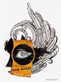 Celluloïd : un roman graphique érotique - DaveMcKean