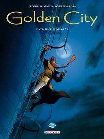 Golden city : L'intégrale | Volume tomes 4 à 6 - NicolasMalfin