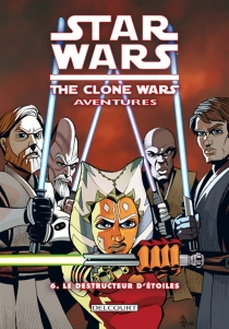 Star Wars : the clone wars aventures - Mike W. Barr