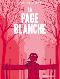 La page blanche - PénélopeBagieu