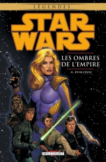 Star Wars : les ombres de l'Empire - Steve Perry