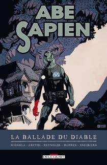 Abe Sapien - JohnArcudi