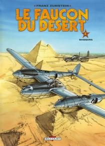 Le faucon du désert - FranzZumstein