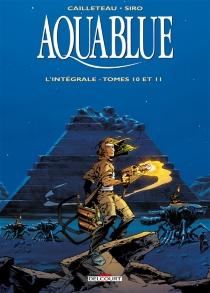 Aquablue : l'intégrale | Volume 4, Tomes 10 et 11 - ThierryCailleteau