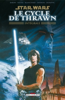 Star Wars : le cycle de Thrawn : intégrale - Mike Baron