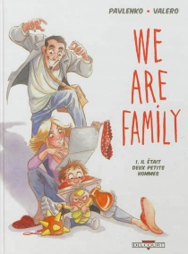 We are family - Marie Pavlenko