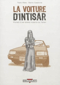 La voiture d'Intisar : portrait d'une femme moderne au Yémen - NachoCasanova