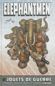 Elephantmen - Richard Starkings