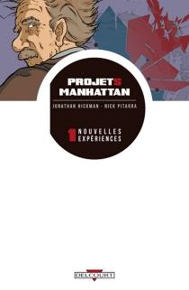 Projets Manhattan - JonathanHickman