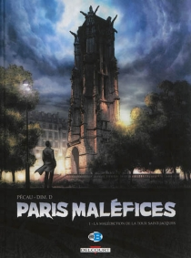 Paris maléfices - Dim D.