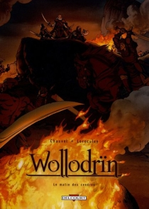 Wollodrïn, tomes 1 et 2 - DavidChauvel