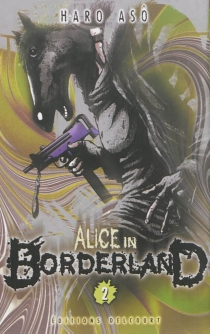 Alice in Borderland - Haro Asô