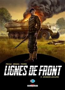 Lignes de front - Jean-PierrePécau