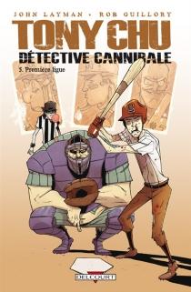 Tony Chu, détective cannibale - RobGuillory