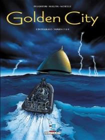 Golden city : L'intégrale | Volume tomes 7 à 9 - NicolasMalfin