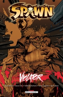 Spawn : Violator - Alan Moore