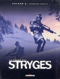 Coffret Le chant des Stryges : saison 3, première partie - Corbeyran