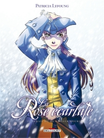 La rose écarlate - PatriciaLyfoung