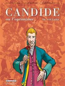 Candide ou L'optimiste, de Voltaire - GorianDelpâture