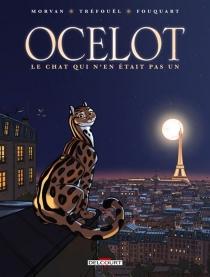 Ocelot : le chat qui n'en était pas un - AgnèsFouquart